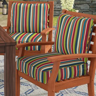 Deep Seat Outdoor Lounge Chair Cushion