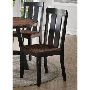 Whittingham Slated Dining Chair (Set of 2)