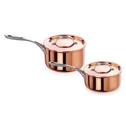 shop this collection - Copper Cookware Set