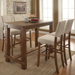 Lancaster Pub Table by Darby Home Co