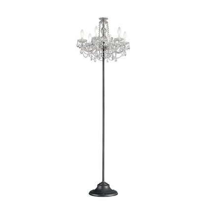 81 100 inches floor lamps perigold drylight 9843 led candelabra floor lamp aloadofball Gallery
