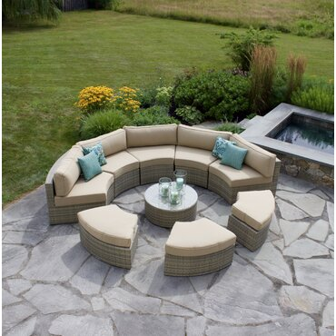 Sectional Seating Groups Patio Sets