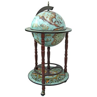 Cielo Replica Globe Mini Bar