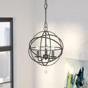 gregoire 3light mini chandelier