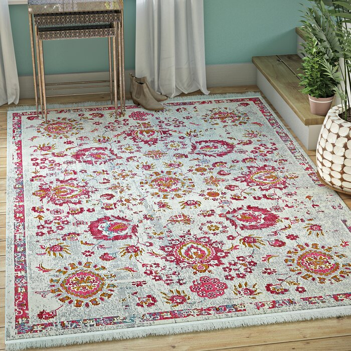 all carpet morocco closeup shop kilim view handmade pink cactus silk faded large from area rug products moroccan