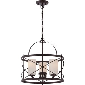 remy 3light foyer pendant