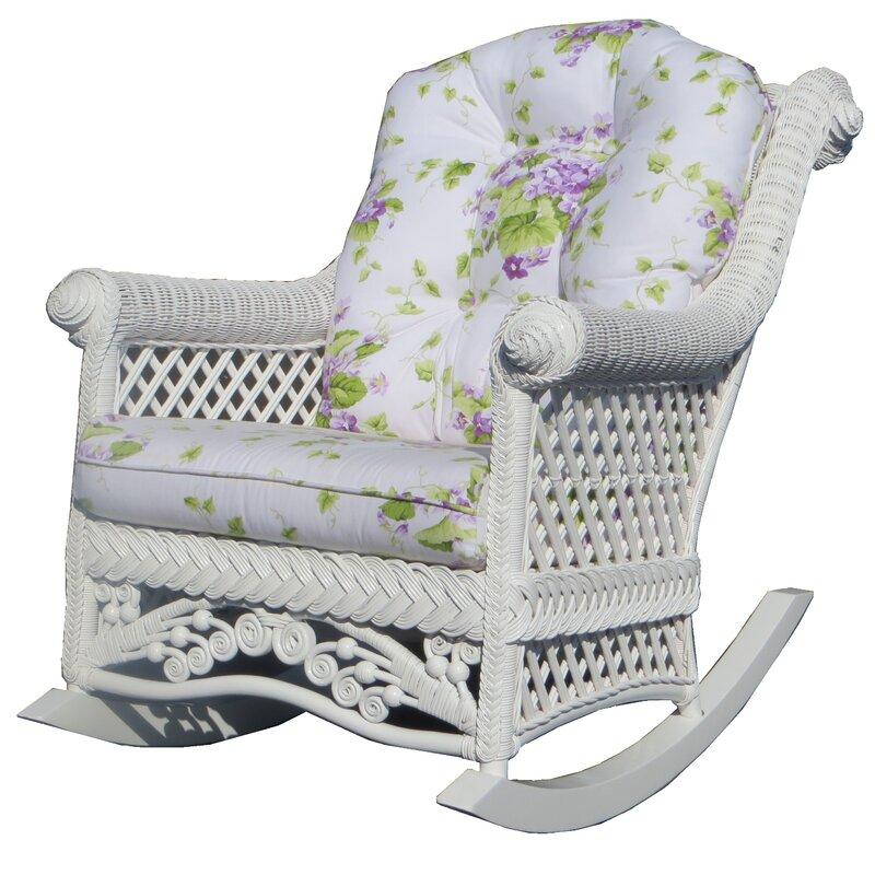 August Grove Mathys Rocking Chair