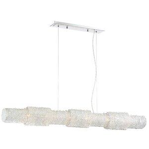 Shery Modern 8-Light Crystal Chandelier