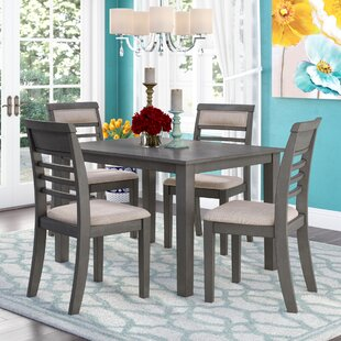 Romel 5 Piece Dining Set