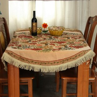Tache Colorful Fl Country Rustic Morning Meadow Tablecloths