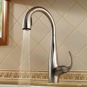 Pfister Avanti Single Handle Deck Mounted Kitchen Faucet