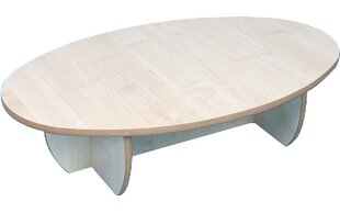 Children's Oval Side Table by Twoey Toys