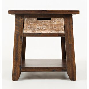 Branche End Table