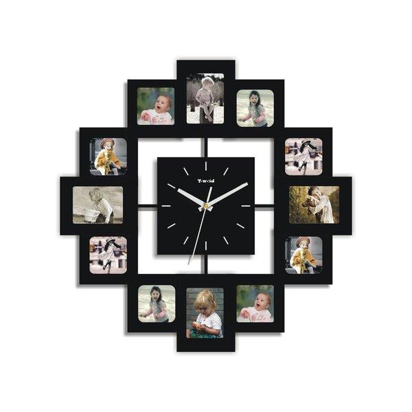 Wall Clock Picture Frame | Wayfair