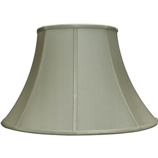 Laura ashley lamp shades wayfair charlotte 165 silk bell lamp shade by laura ashley lighting aloadofball Choice Image