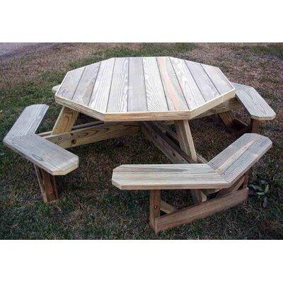 POLYWOOD Park Picnic Table Wayfair - Polywood park picnic table