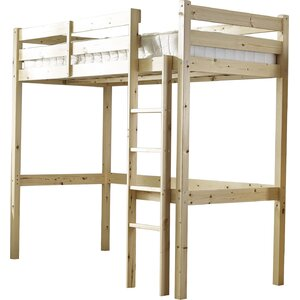 Chester High Sleeper Bunk Bed