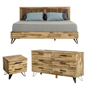 Reclaimed Wood Bedroom Set | Wayfair