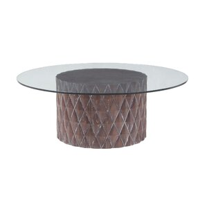 Faunce Coffee Table with L..