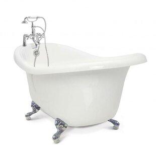 Shower Kit For Clawfoot Tub Wayfairca