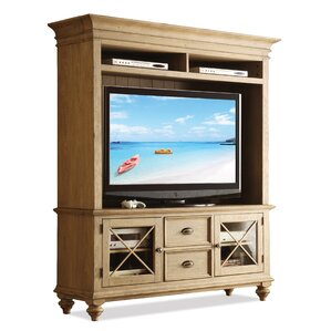 Quevillon Wood Entertainment Center by Lark ..