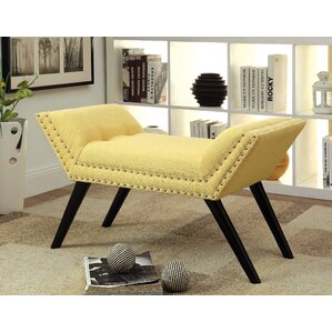 Marvelous Rother Upholstered Bench