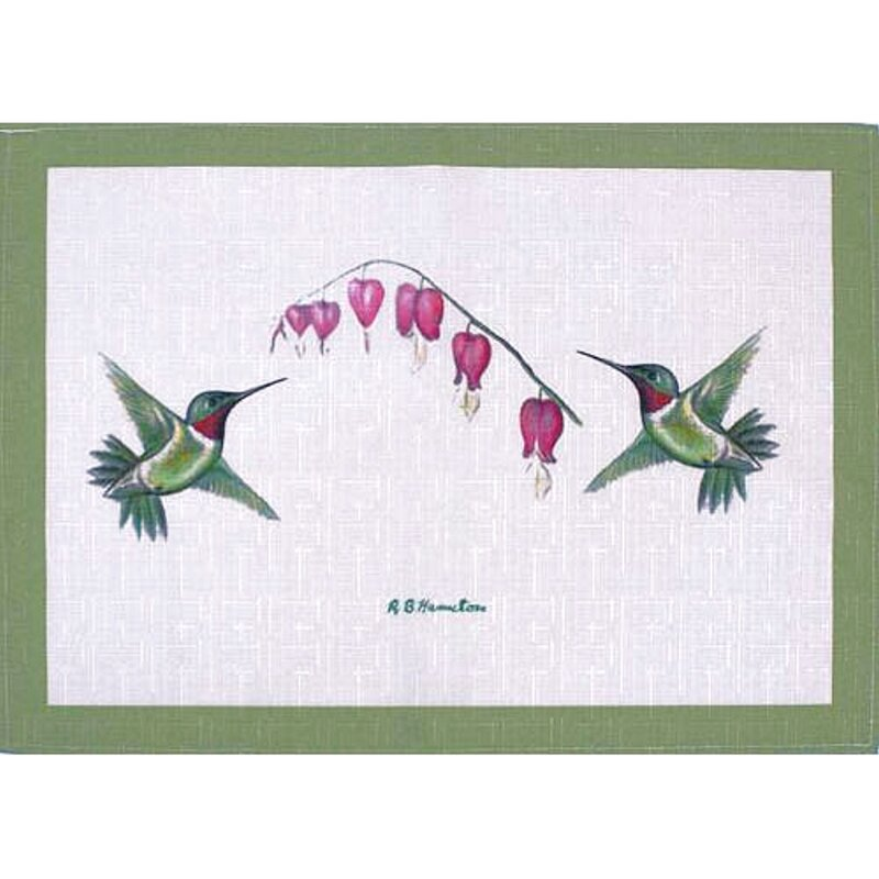 Hummingbird Placemat