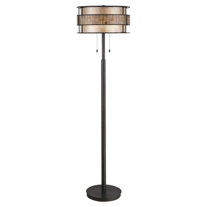 Langley Street Acadia 152cm Floor Lamp Amp Reviews Wayfair
