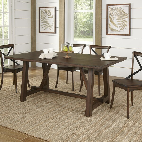 Birch LaneTM Romney Rectangular Dining Table Reviews