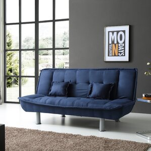 Skyee Convertible Sofa by Zipcode Design