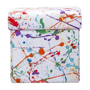 Splat Box Ottoman by Crayola LLC
