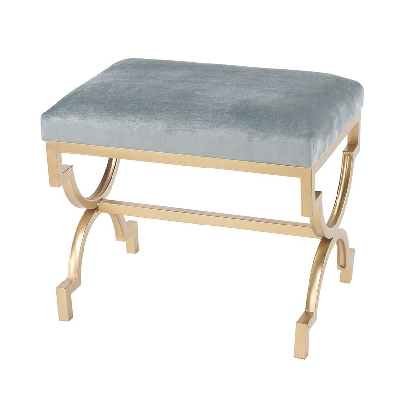 Awesome Farina Vanity Bench Ncnpc Chair Design For Home Ncnpcorg