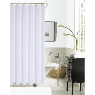Imperial Hotel Waffle Shower Curtain