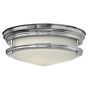 Byford 2-Light Foyer Flush Mount