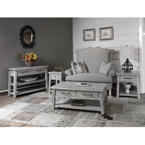 Courchevel Coffee Table by French Heritage