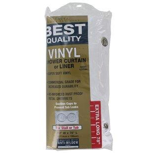 Vinyl Shower Curtain Liner