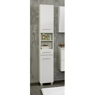 Salerno 30 x 185cm Free Standing Cabinet by Held Möbel