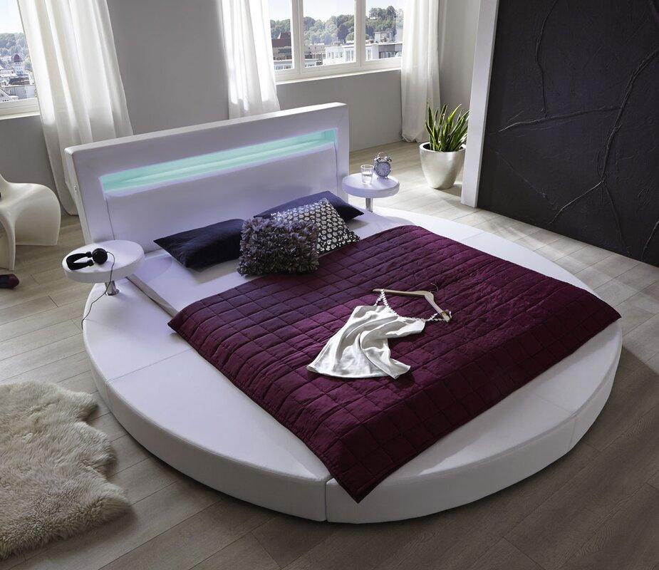 sam stil art m bel gmbh rundbett tanita. Black Bedroom Furniture Sets. Home Design Ideas