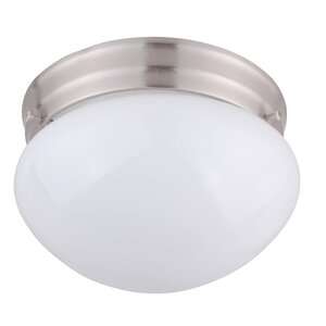 Shroom 1-Light Flush Mount