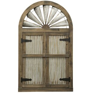 Wooden Arched Wall Decor Wayfair