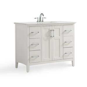 45 Inch Bathroom Vanities 41 to 45 inch bathroom vanities you'll love | wayfair