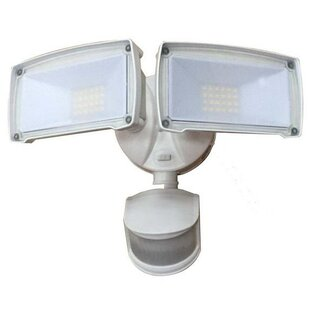 Led Solar Dusk To Dawn Outdoor Security Flood Light With Motion Sensor