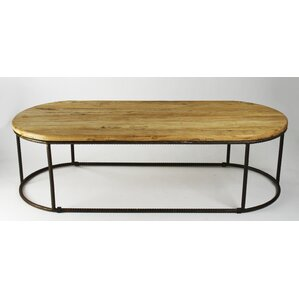 Rustique Coffee Table by Zentique Inc.