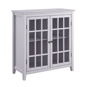 Tuftonboro 2 Door Accent Cabinet