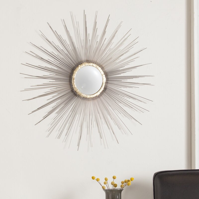 Super Sunburst Mirrors You'll Love | Wayfair HT31