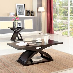 Amazing Annicca Coffee Table Set (Set Of 2)