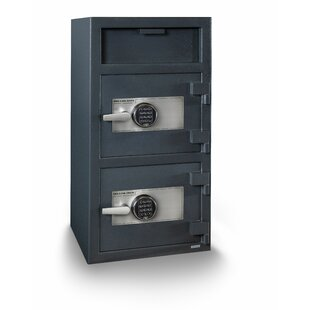 Exceptionnel Double Door Electronic Lock Depository Safe