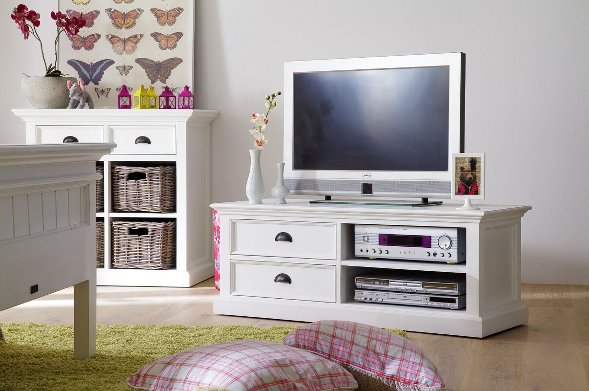 Breakwater Bay Belle Isle Tv Stand For Tvs Up To 42