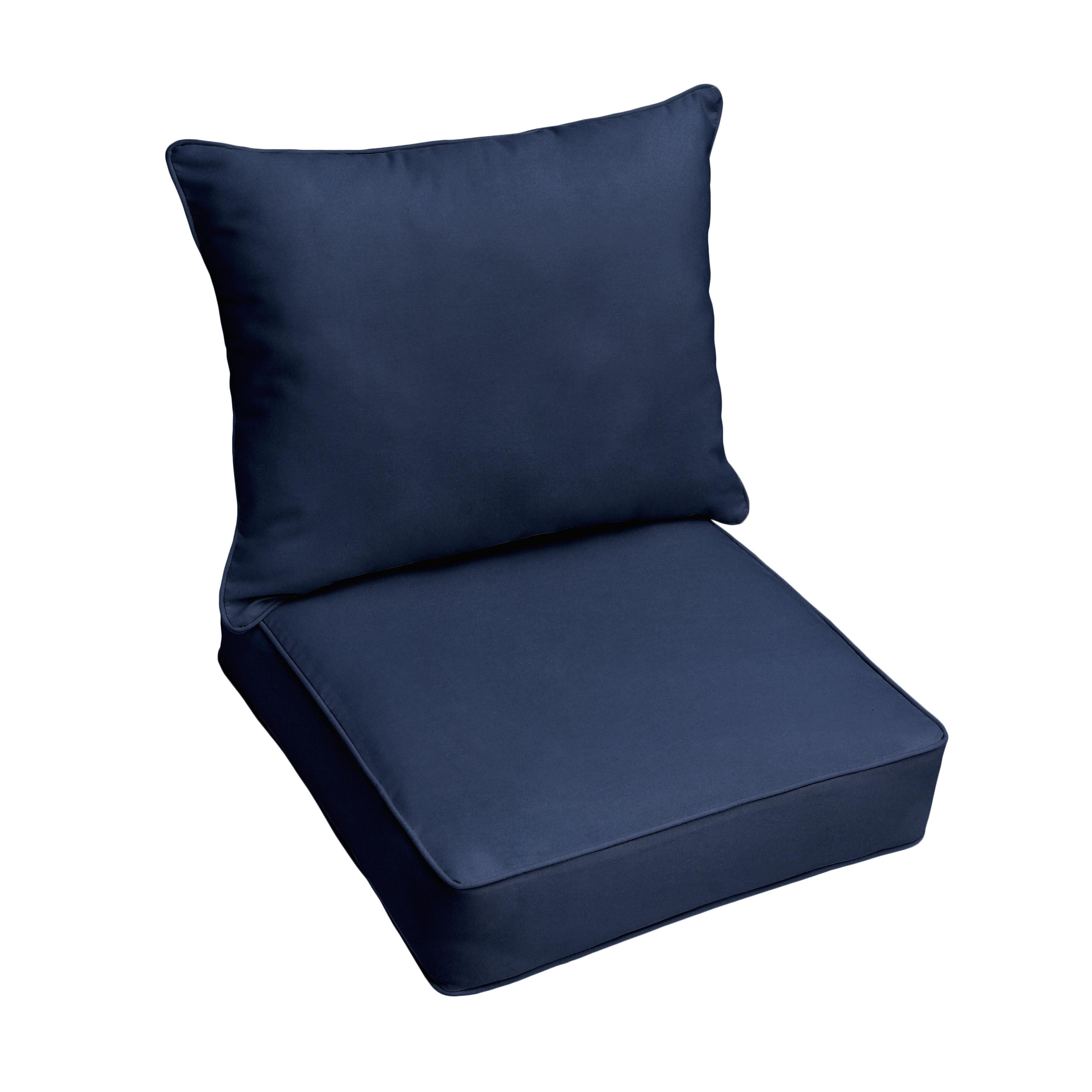 darby home co indoor outdoor sunbrella lounge chair cushion wayfair
