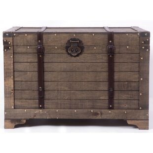 Antique Trunk Coffee Table Wayfair